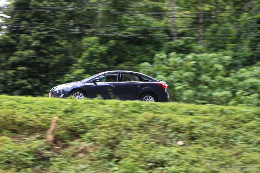 DRIVEN: New Ford Focus Hatch and Sedan in Krabi Image #118982
