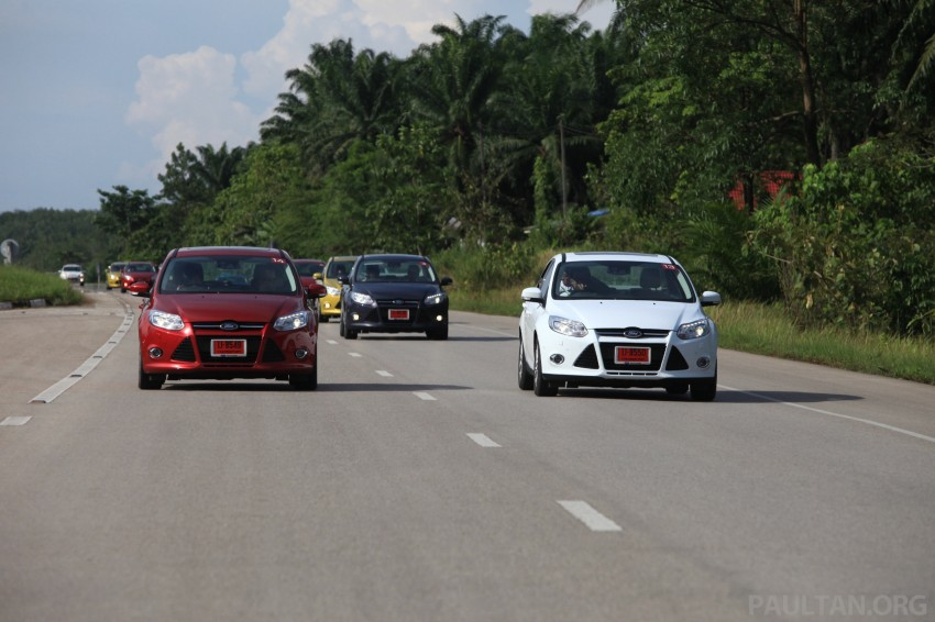 DRIVEN: New Ford Focus Hatch and Sedan in Krabi Image #118984