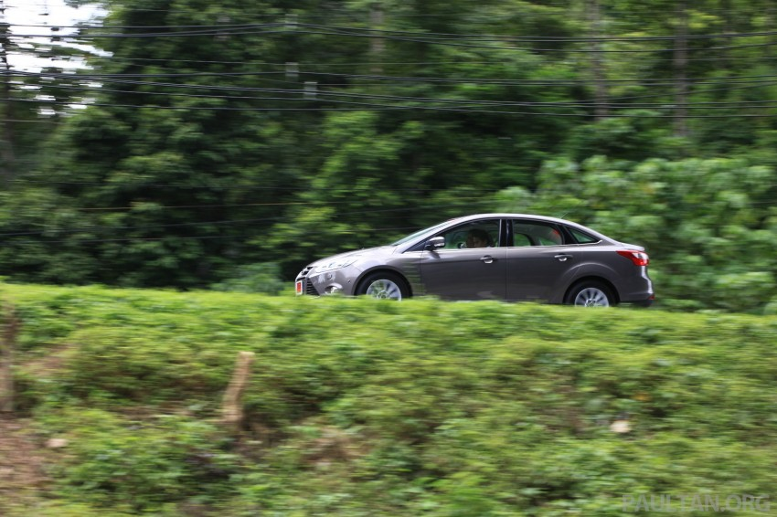 DRIVEN: New Ford Focus Hatch and Sedan in Krabi Image #118988