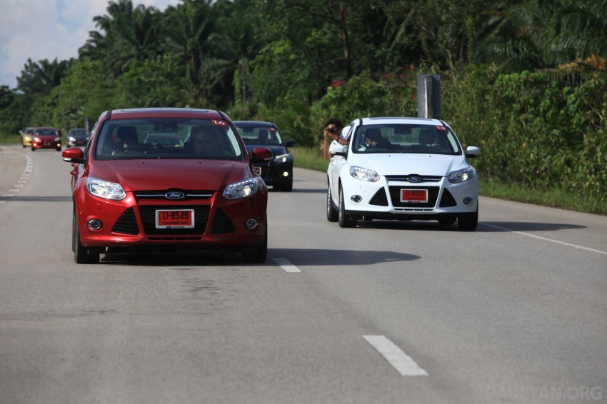 DRIVEN: New Ford Focus Hatch and Sedan in Krabi Image #118990