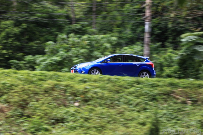 DRIVEN: New Ford Focus Hatch and Sedan in Krabi Image #119001