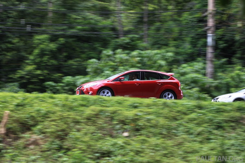 DRIVEN: New Ford Focus Hatch and Sedan in Krabi Image #119018