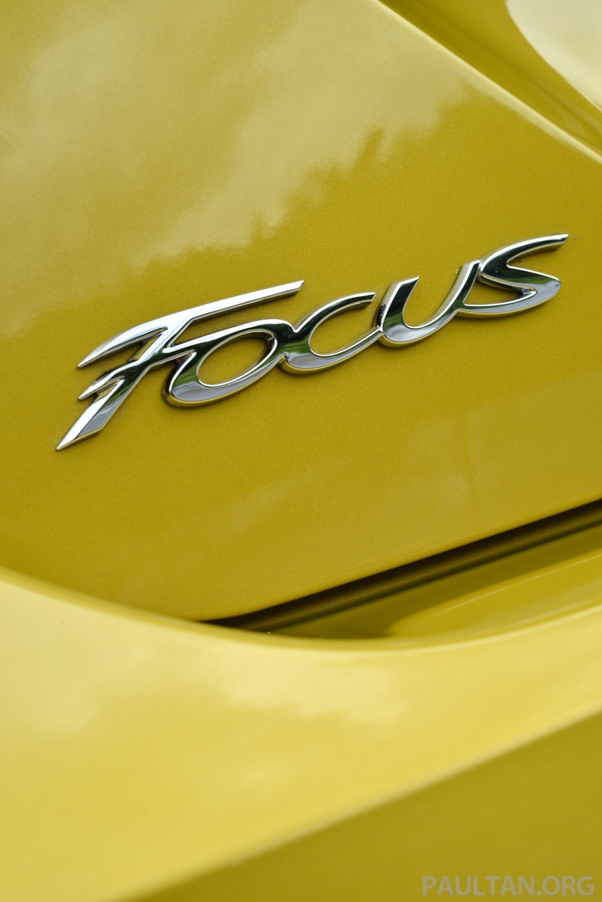 DRIVEN: New Ford Focus Hatch and Sedan in Krabi Image #118927