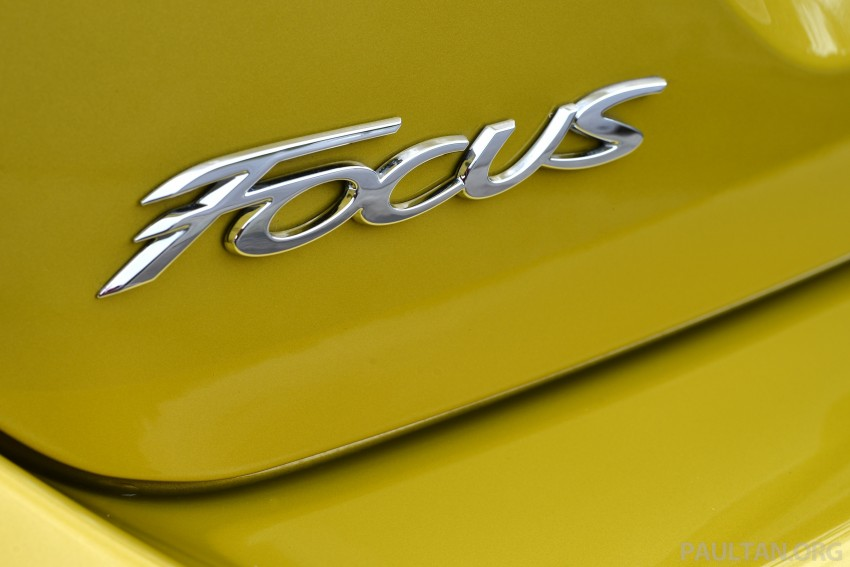 DRIVEN: New Ford Focus Hatch and Sedan in Krabi Image #118929