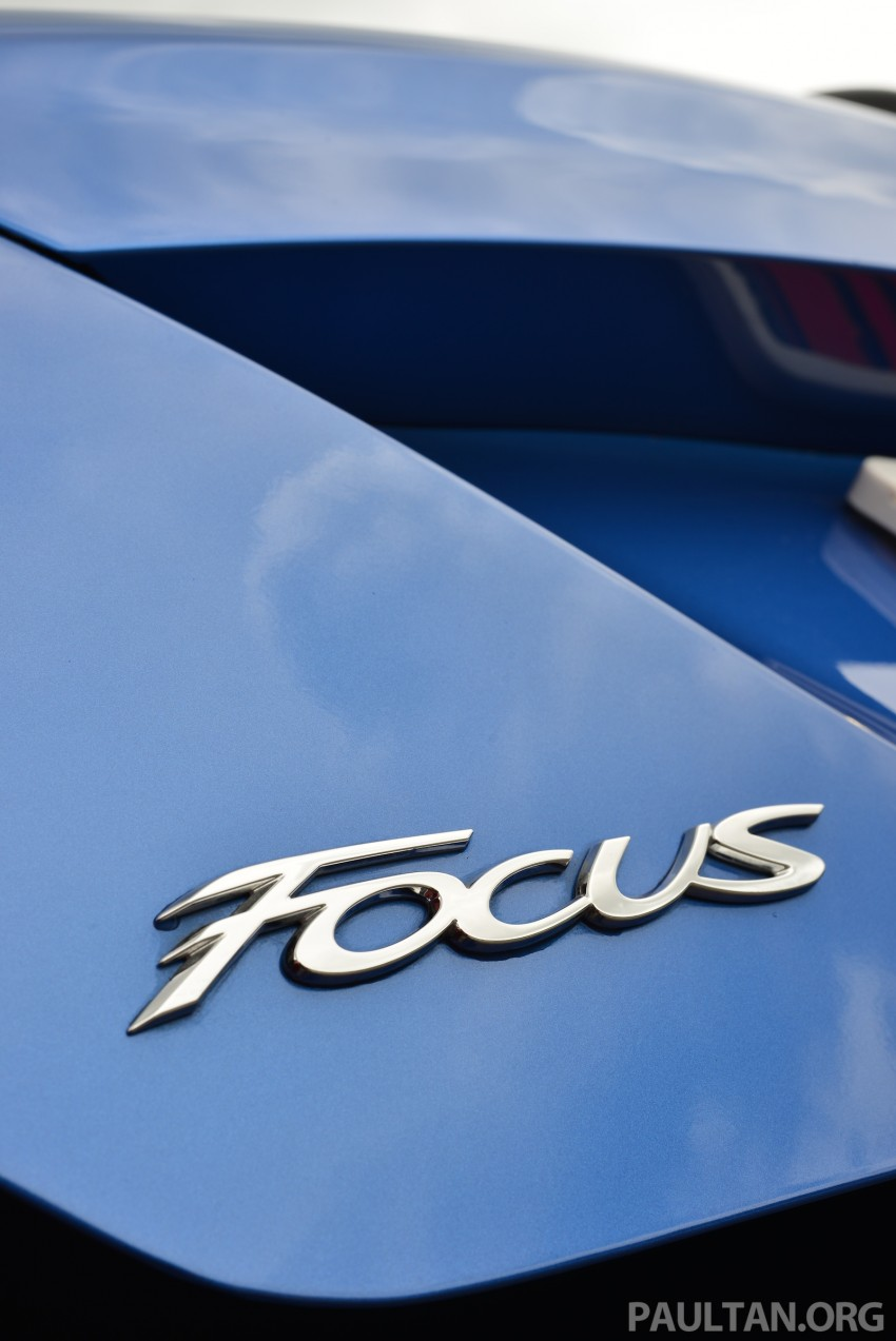 DRIVEN: New Ford Focus Hatch and Sedan in Krabi Image #118930