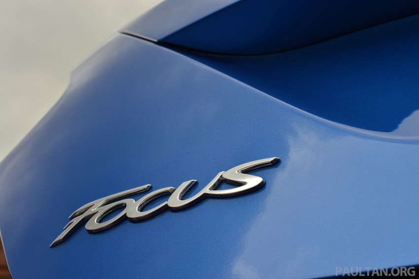 DRIVEN: New Ford Focus Hatch and Sedan in Krabi Image #118931