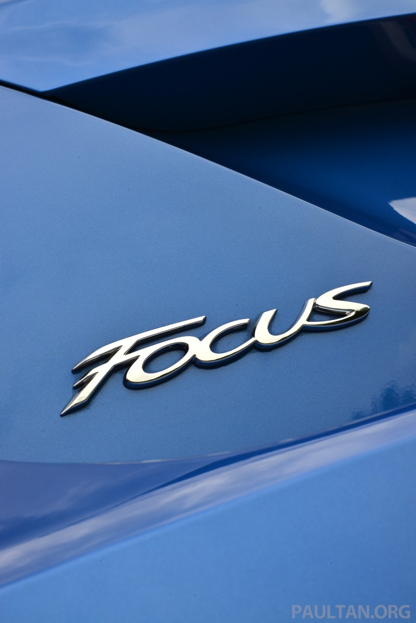 DRIVEN: New Ford Focus Hatch and Sedan in Krabi Image #118932