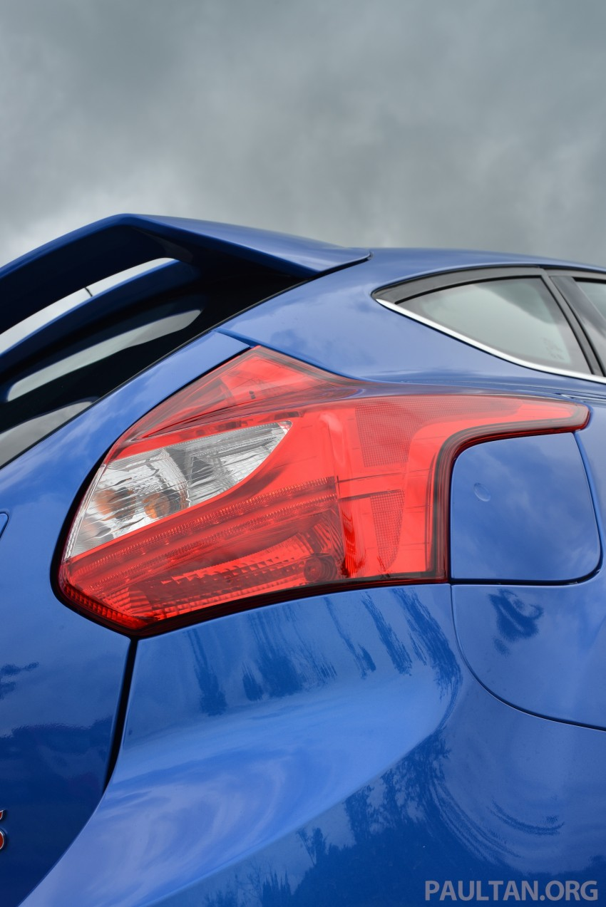DRIVEN: New Ford Focus Hatch and Sedan in Krabi Image #118937