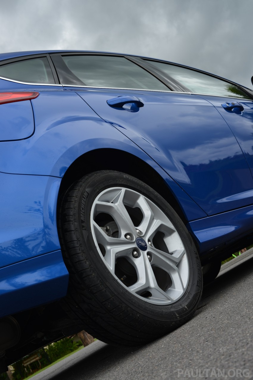 DRIVEN: New Ford Focus Hatch and Sedan in Krabi Image #118938