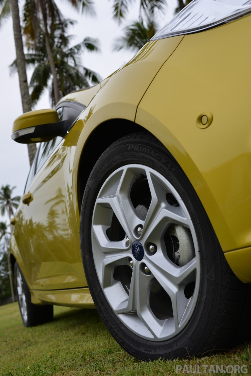 DRIVEN: New Ford Focus Hatch and Sedan in Krabi Image #118942