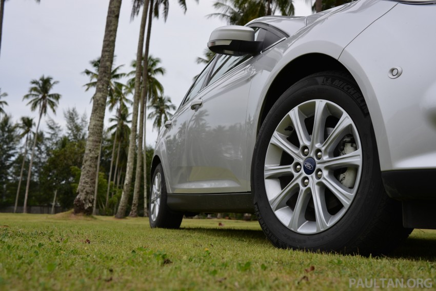 DRIVEN: New Ford Focus Hatch and Sedan in Krabi Image #118945