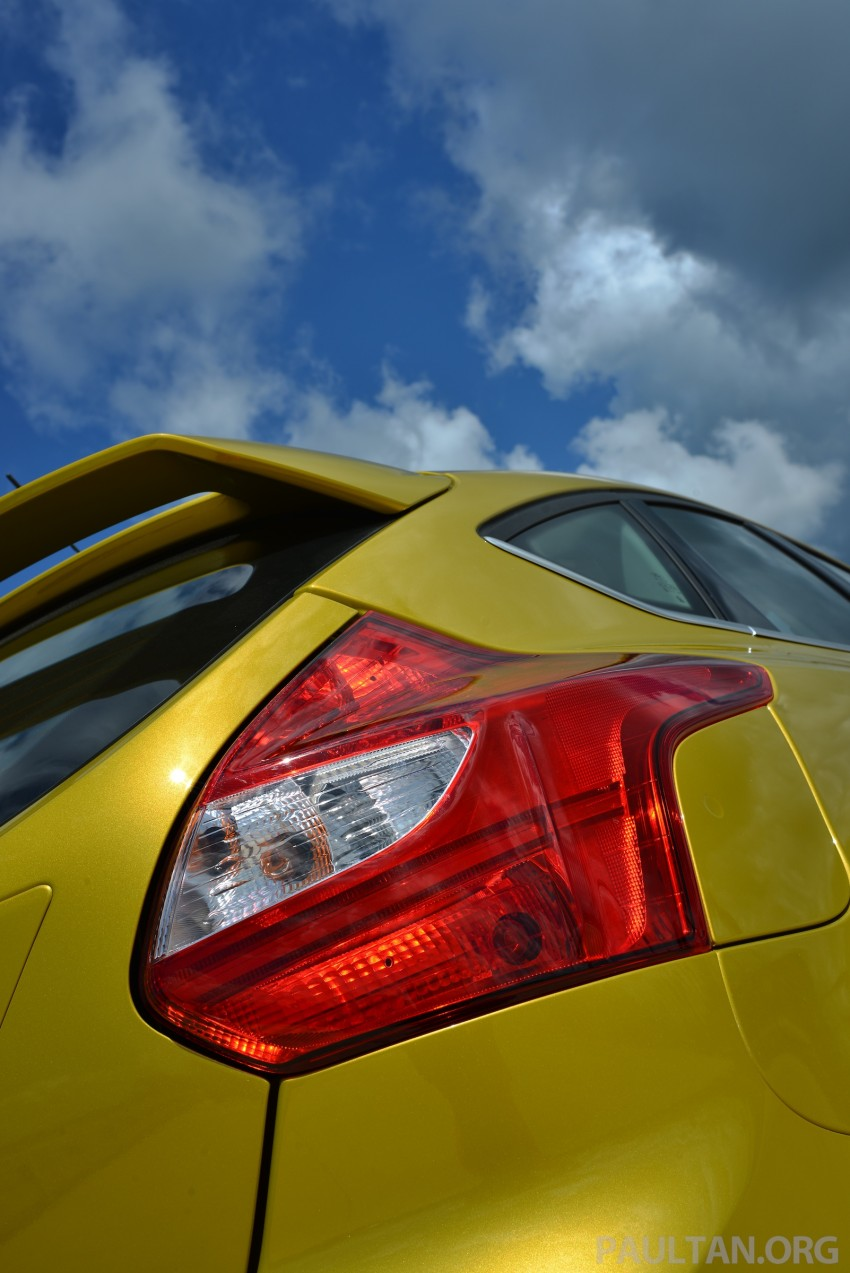 DRIVEN: New Ford Focus Hatch and Sedan in Krabi Image #118748