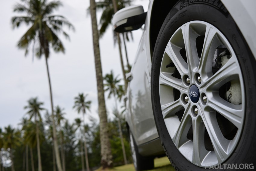 DRIVEN: New Ford Focus Hatch and Sedan in Krabi Image #118947
