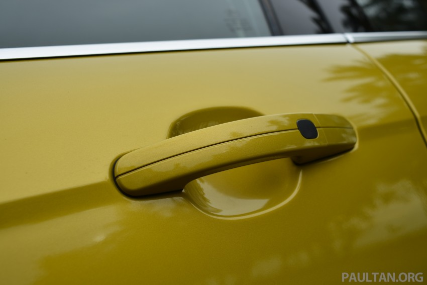 DRIVEN: New Ford Focus Hatch and Sedan in Krabi Image #118951