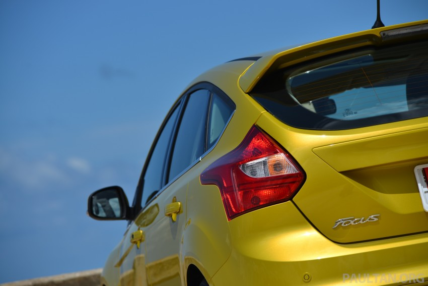 DRIVEN: New Ford Focus Hatch and Sedan in Krabi Image #118762