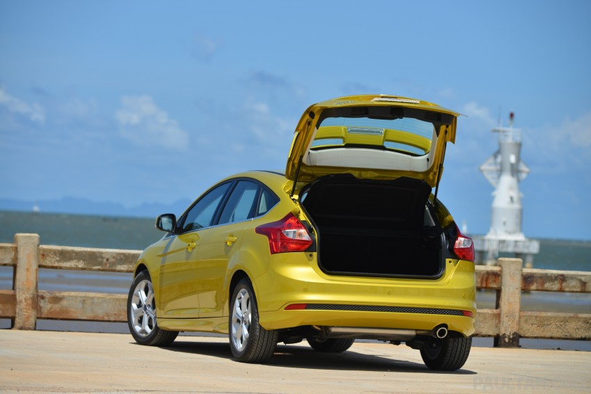DRIVEN: New Ford Focus Hatch and Sedan in Krabi Image #118764