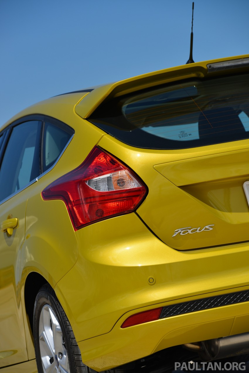 DRIVEN: New Ford Focus Hatch and Sedan in Krabi Image #118767