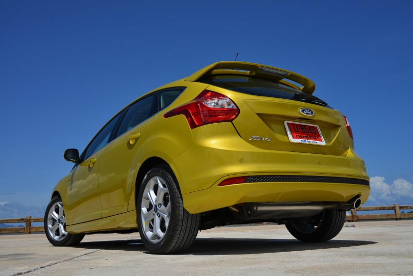 DRIVEN: New Ford Focus Hatch and Sedan in Krabi Image #118770