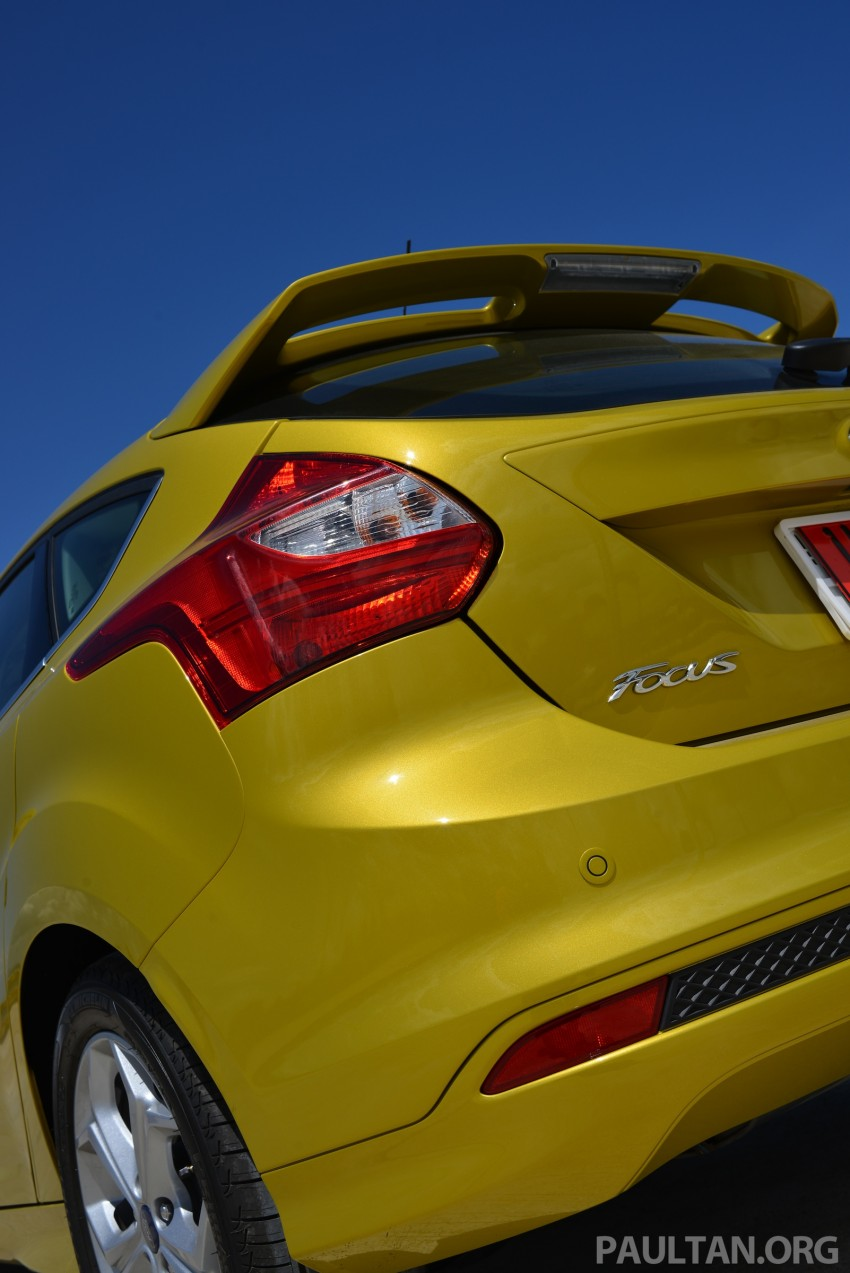 DRIVEN: New Ford Focus Hatch and Sedan in Krabi Image #118771