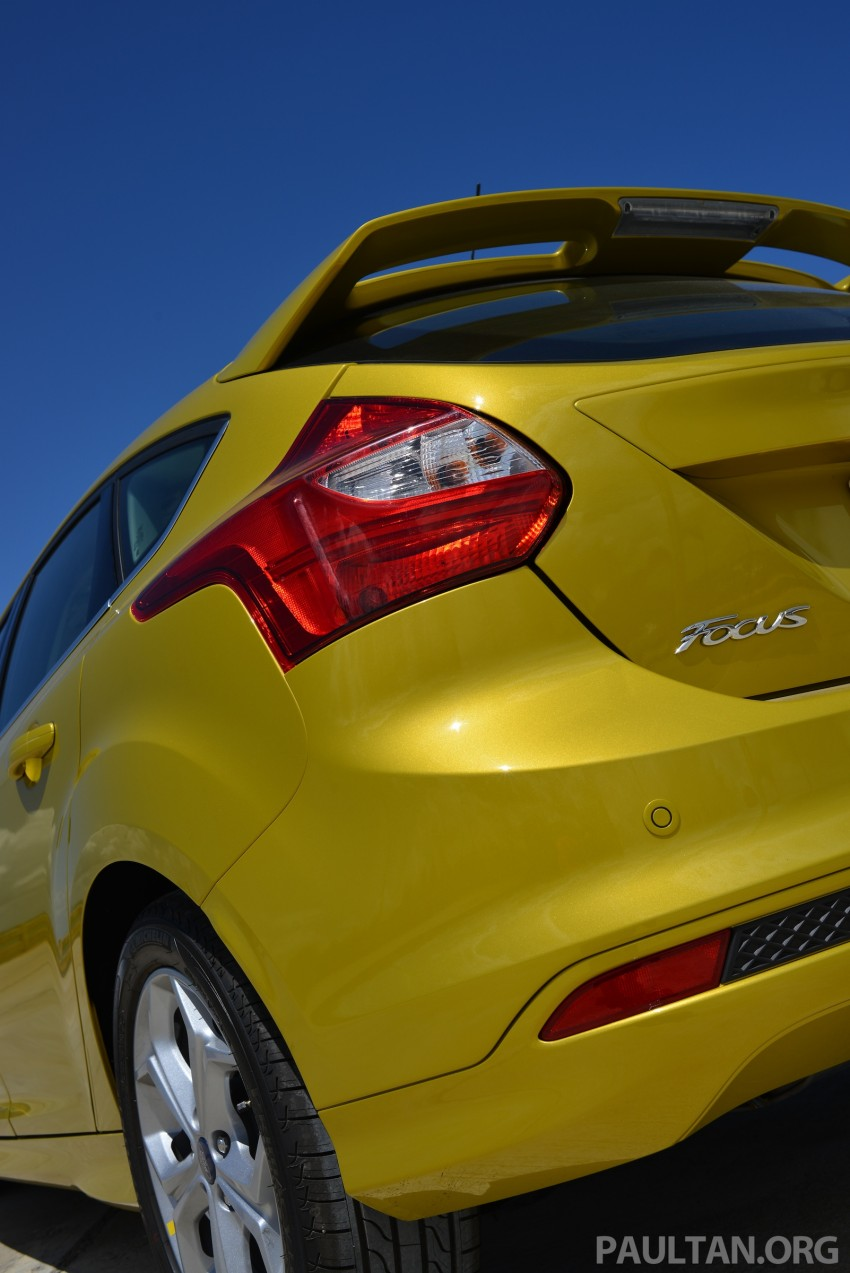 DRIVEN: New Ford Focus Hatch and Sedan in Krabi Image #118772