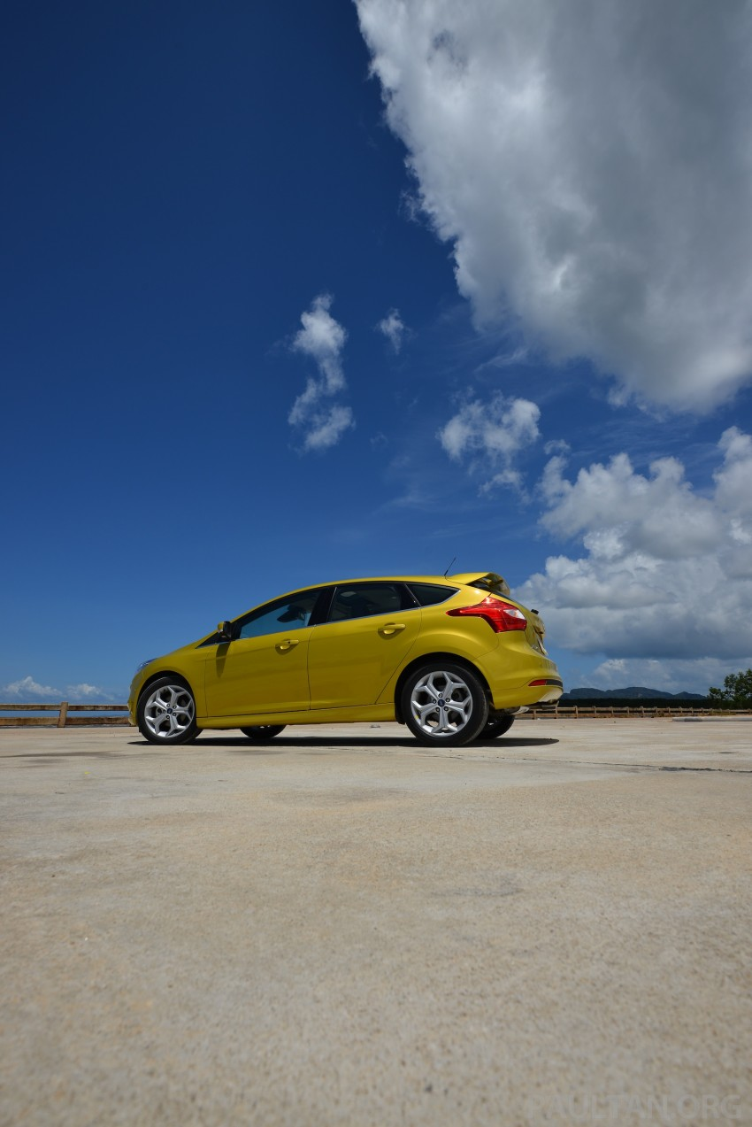 DRIVEN: New Ford Focus Hatch and Sedan in Krabi Image #118774