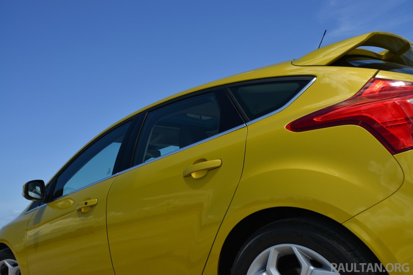 DRIVEN: New Ford Focus Hatch and Sedan in Krabi Image #118775