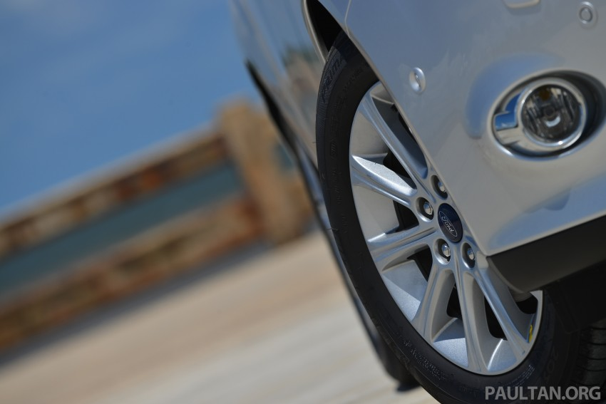 DRIVEN: New Ford Focus Hatch and Sedan in Krabi Image #118782