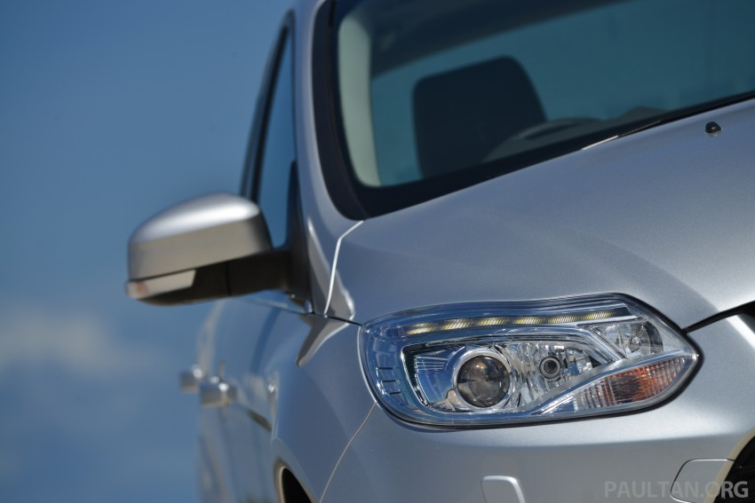 DRIVEN: New Ford Focus Hatch and Sedan in Krabi Image #118785
