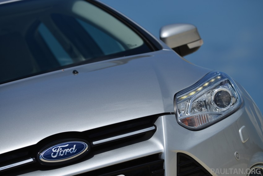 DRIVEN: New Ford Focus Hatch and Sedan in Krabi Image #118786