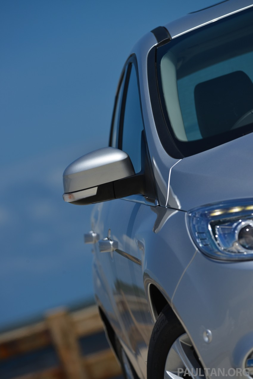 DRIVEN: New Ford Focus Hatch and Sedan in Krabi Image #118787