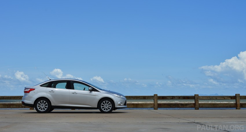 DRIVEN: New Ford Focus Hatch and Sedan in Krabi Image #118800