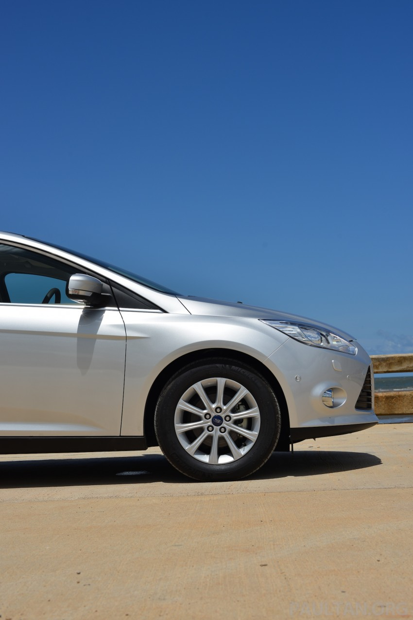 DRIVEN: New Ford Focus Hatch and Sedan in Krabi Image #118801