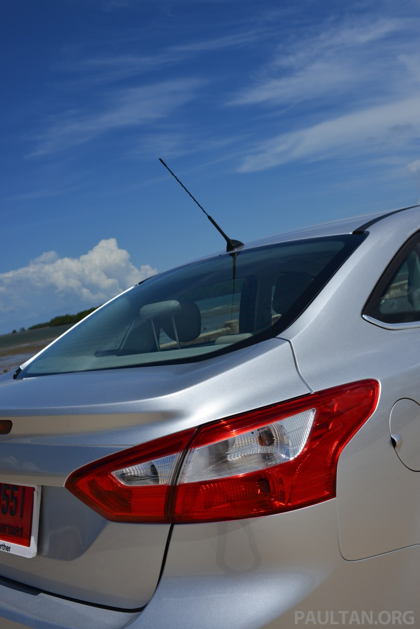 DRIVEN: New Ford Focus Hatch and Sedan in Krabi Image #118806