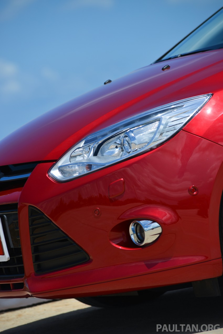 DRIVEN: New Ford Focus Hatch and Sedan in Krabi Image #118814