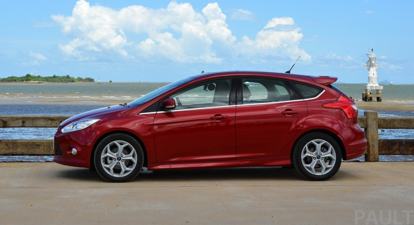 DRIVEN: New Ford Focus Hatch and Sedan in Krabi Image #118817