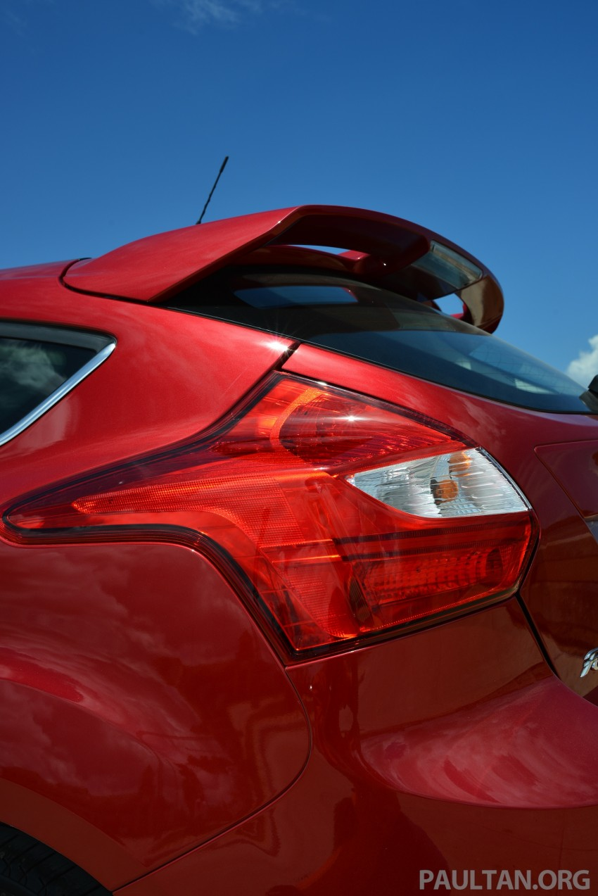 DRIVEN: New Ford Focus Hatch and Sedan in Krabi Image #118821