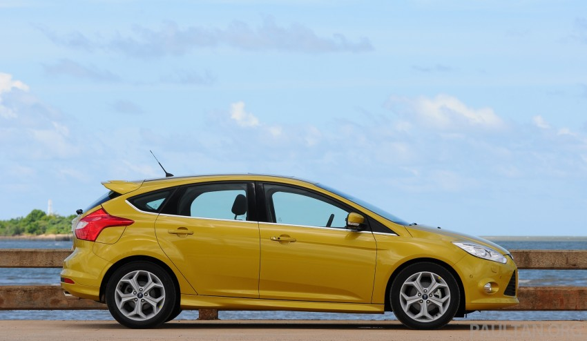 DRIVEN: New Ford Focus Hatch and Sedan in Krabi Image #118822