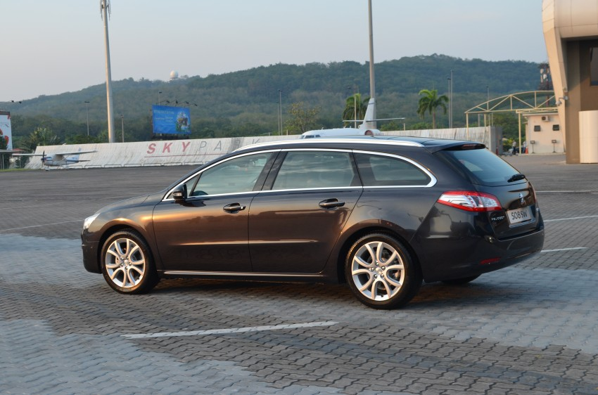 Peugeot 508 relaunched, now with five variants including HDi diesel and SW wagon – from RM159k Image #113087