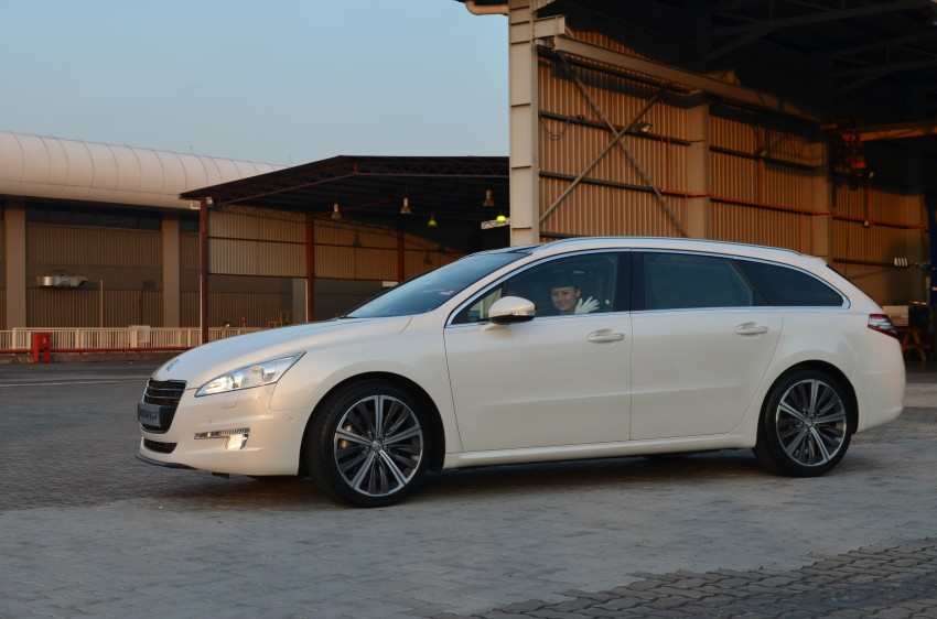 Peugeot 508 relaunched, now with five variants including HDi diesel and SW wagon – from RM159k Image #113088