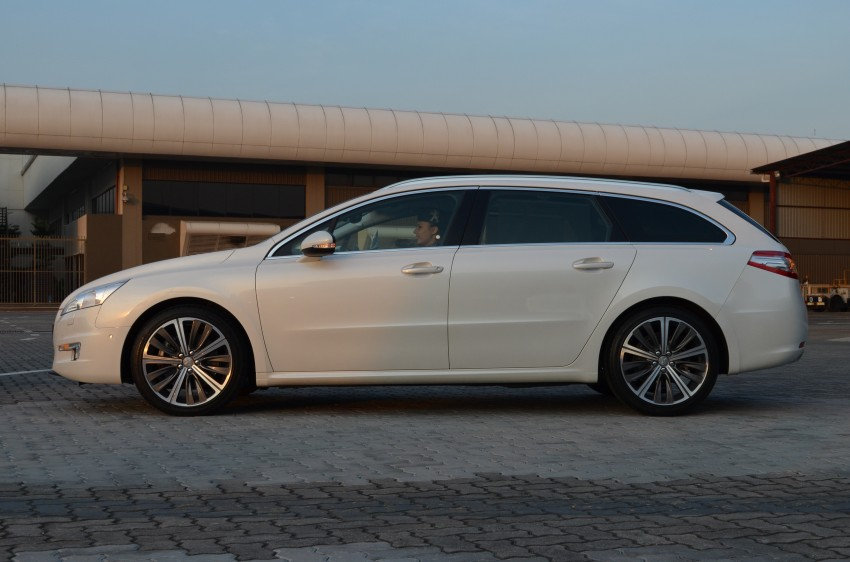 Peugeot 508 relaunched, now with five variants including HDi diesel and SW wagon – from RM159k Image #113090