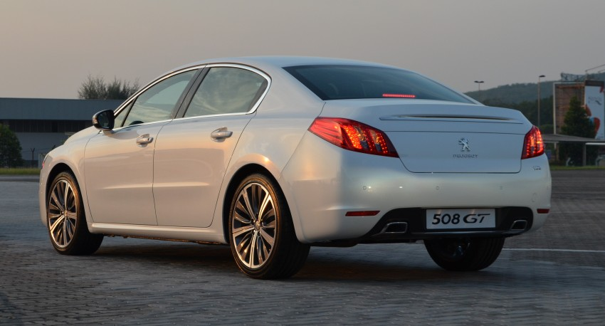 Peugeot 508 relaunched, now with five variants including HDi diesel and SW wagon – from RM159k Image #113094