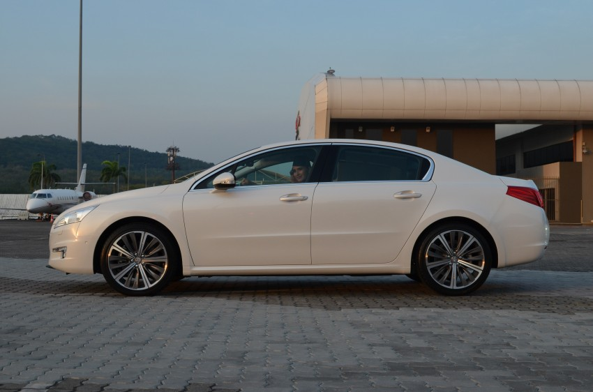 Peugeot 508 relaunched, now with five variants including HDi diesel and SW wagon – from RM159k Image #113096