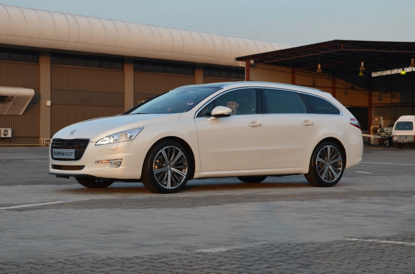Peugeot 508 relaunched, now with five variants including HDi diesel and SW wagon – from RM159k Image #113097