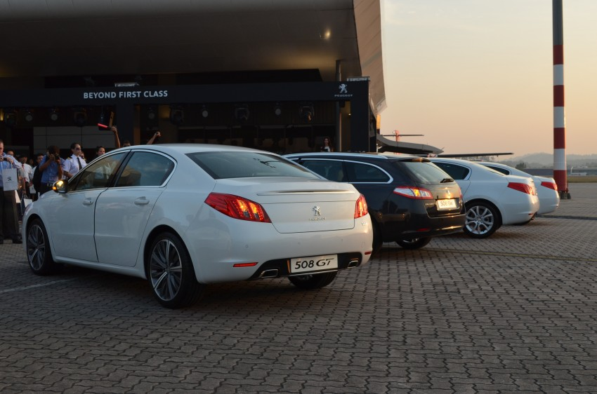 Peugeot 508 relaunched, now with five variants including HDi diesel and SW wagon – from RM159k Image #113101
