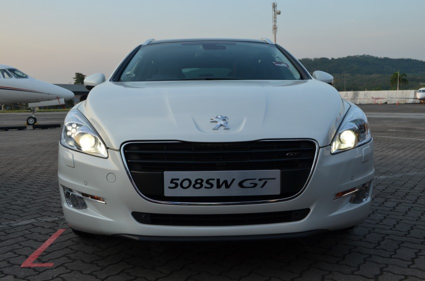 Peugeot 508 relaunched, now with five variants including HDi diesel and SW wagon – from RM159k Image #113102