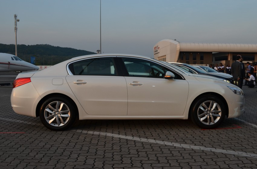 Peugeot 508 relaunched, now with five variants including HDi diesel and SW wagon – from RM159k Image #113104