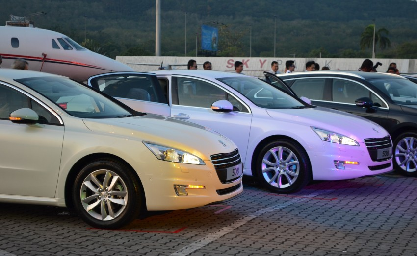 Peugeot 508 relaunched, now with five variants including HDi diesel and SW wagon – from RM159k Image #113139