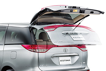 Toyota Estima MPV gets a new facelift for 2012 Image #106329