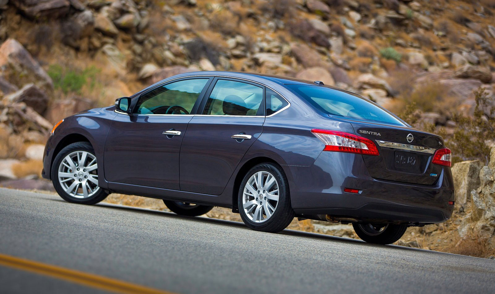 2018 Nissan Sylphy >> New Nissan Sylphy is the 2013 Nissan Sentra in USA Image 128578