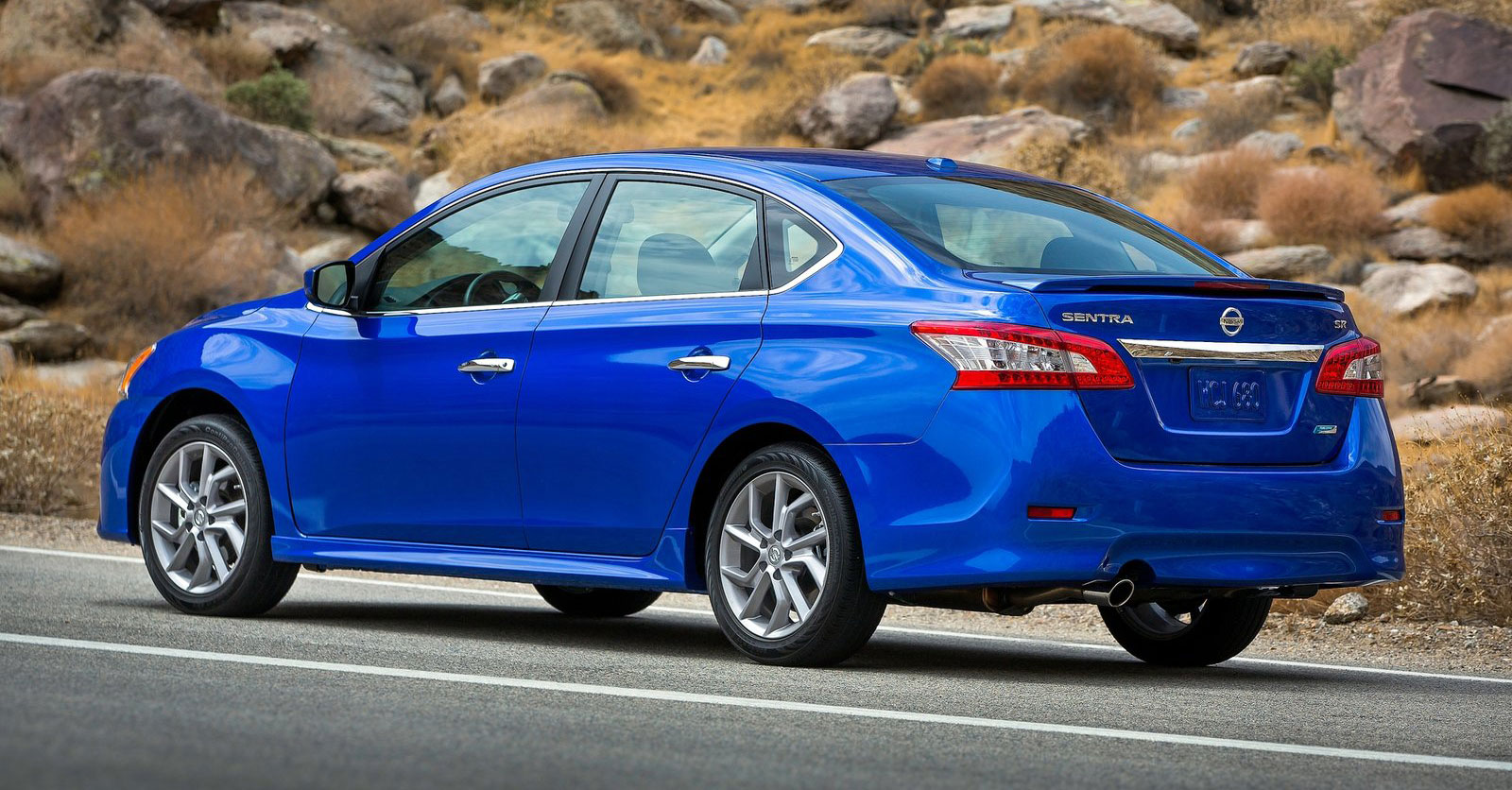 New Nissan Sylphy is the 2013 Nissan Sentra in USA Image ...